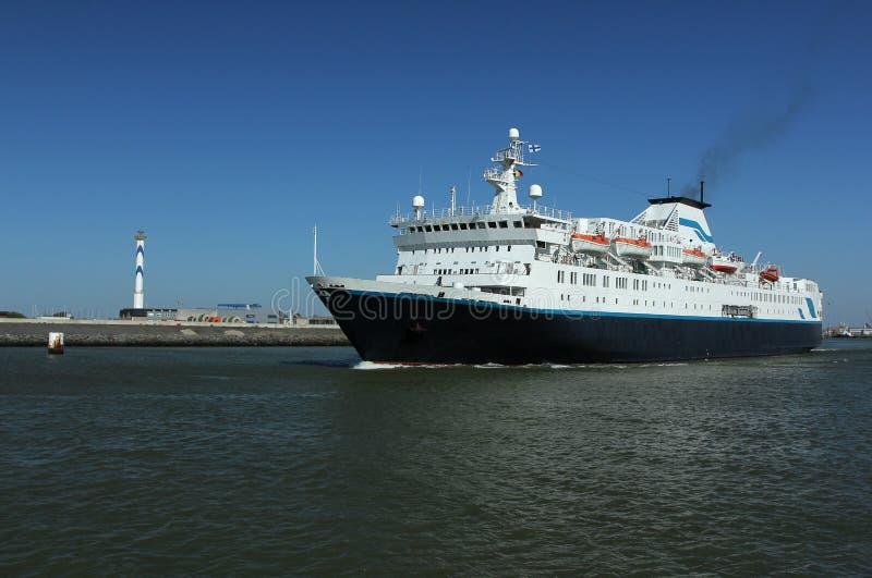 Download Cruise ship stock photo. Image of transport, navigation - 25485818