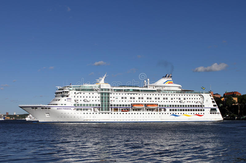 Download Cruise ship editorial photography. Image of sweden, cruises - 25564287