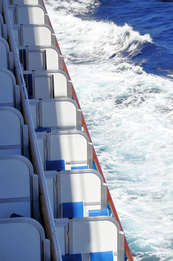 Download Cruise ship balconies stock image. Image of sapphire - 19025573