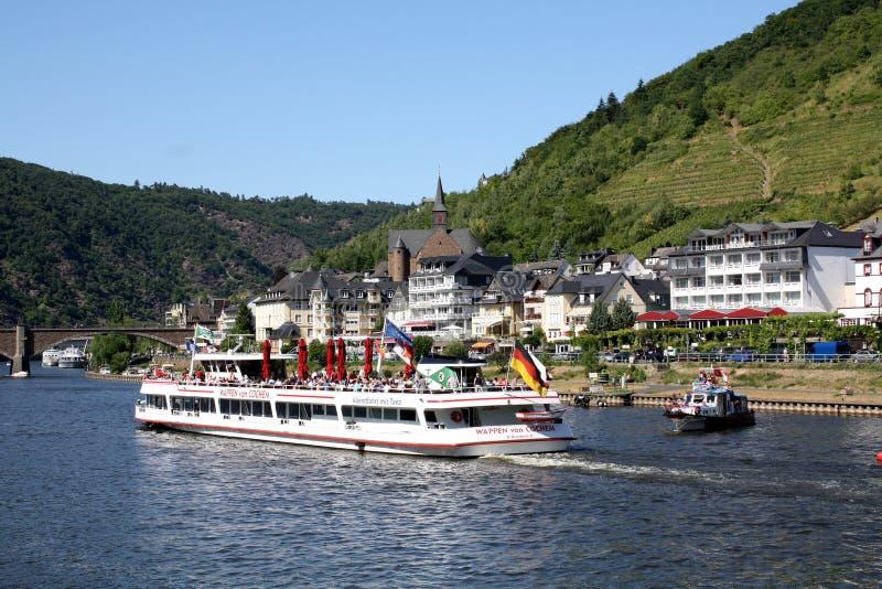 Cruise ship royalty free stock photography