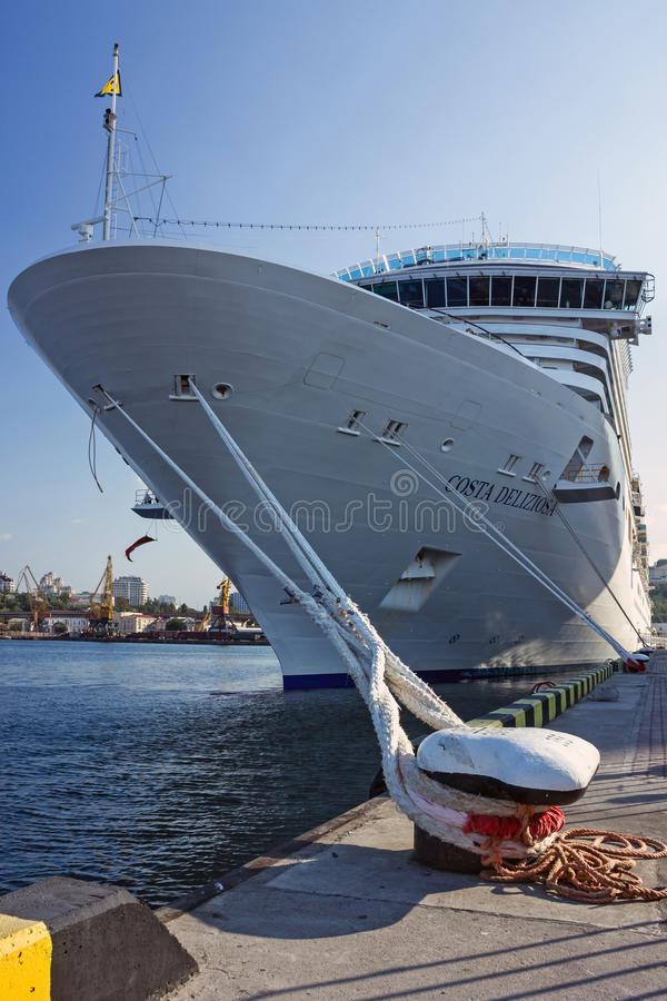Cruise ship Costa Deliziosa