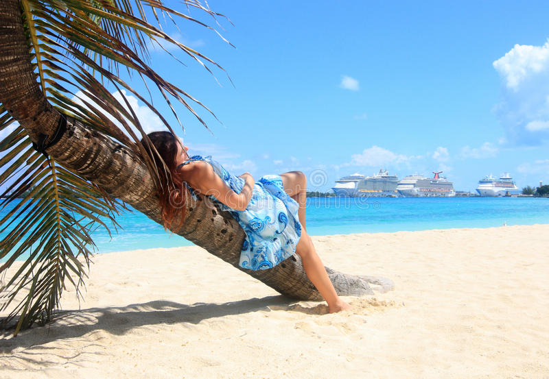 Cruise ship destination