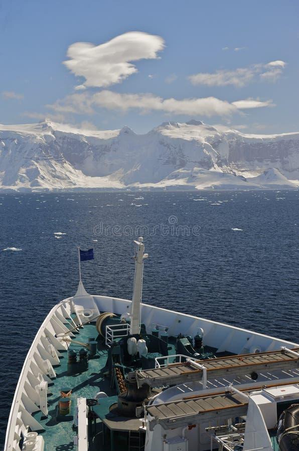 Download Cruise Ship Gerlache stock photo. Image of iceberg, tabular - 14493942