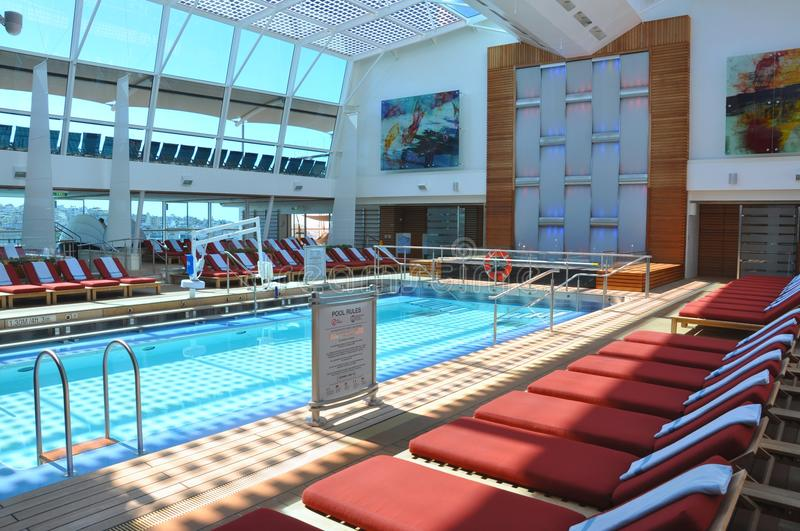 Celebrity Reflection: Adults-only Solarium - YouTube