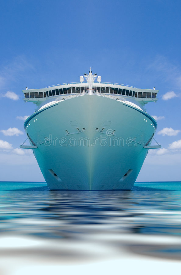 Download Cruise Ship IV Stock Image - Image: 5695891
