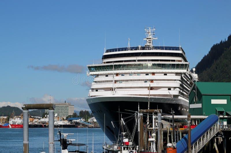 Download Cruise Ship In Juneau Alaska Stock Photo - Image: 20574040