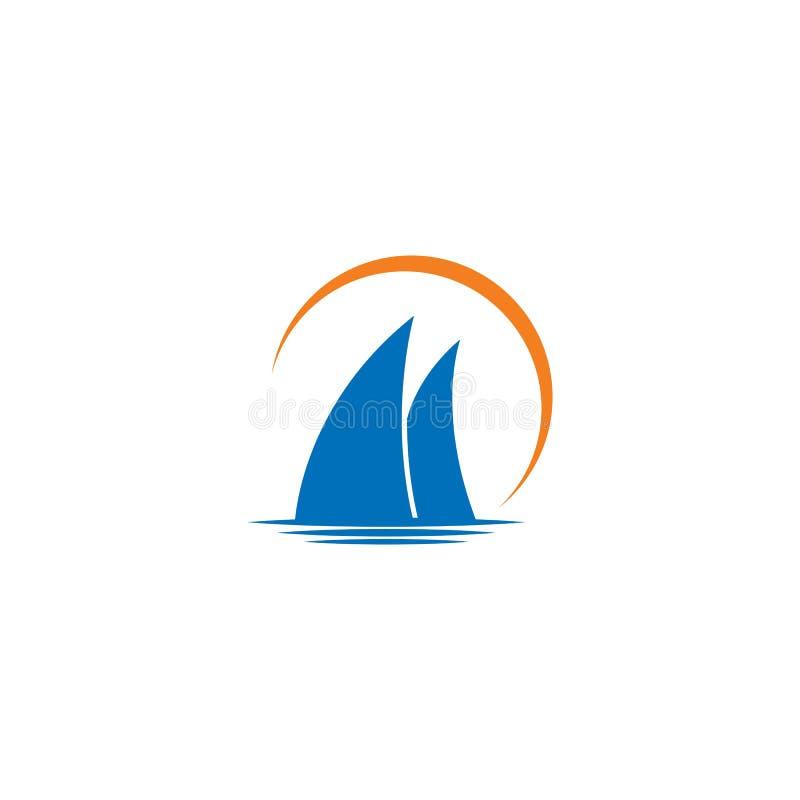 Free Cruise Ship Logo Template Vector Icon Stock Image - 163160481