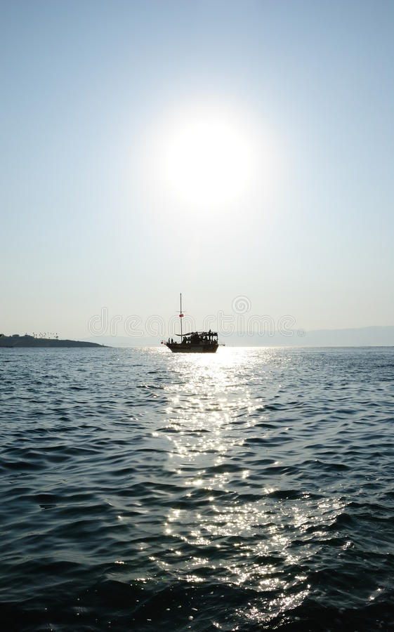 Download Cruise Ship Under The Sun Stock Photography - Image: 15626362