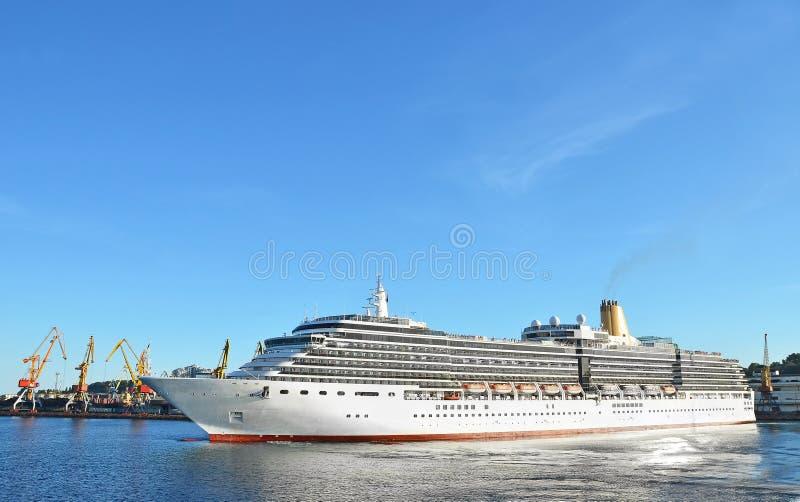 Cruise Travel Ship Stock Image