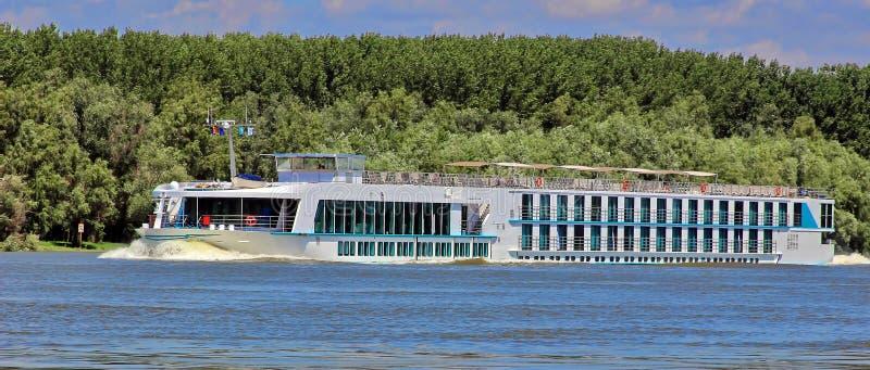 Cruiseboot stock fotografie