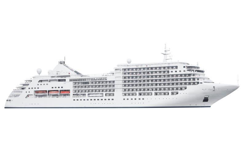 Cruiseschip royalty-vrije stock foto