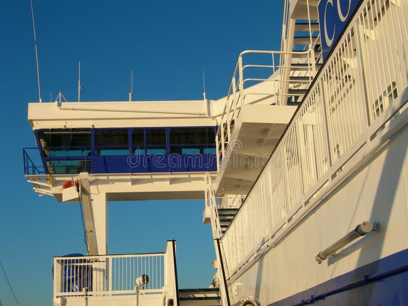 cruiseship стоковая фотография