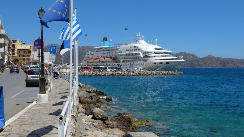 Cruisevoering royalty-vrije stock fotografie