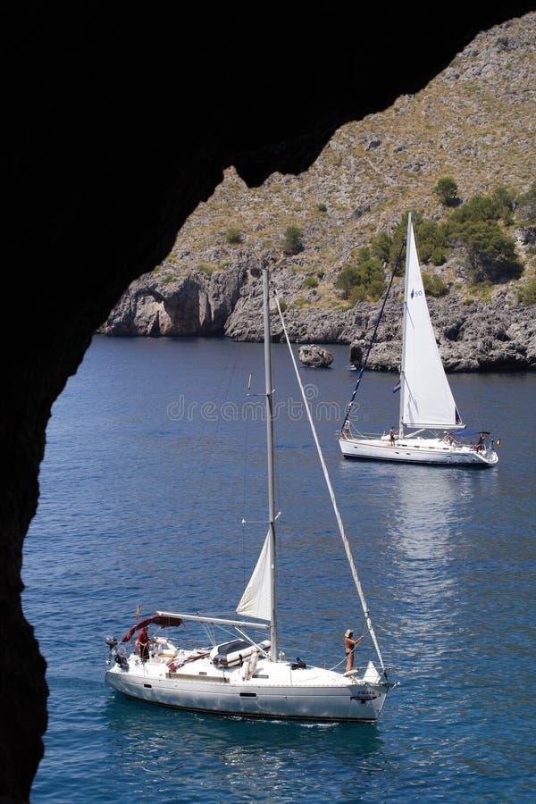 Download Cruising II stock image. Image of spain, lifestyle, ship - 165873