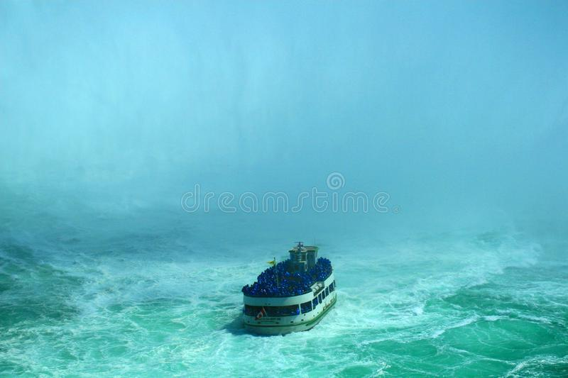 Download Cruising The Mighty Niagara Stock Photo - Image: 1405696