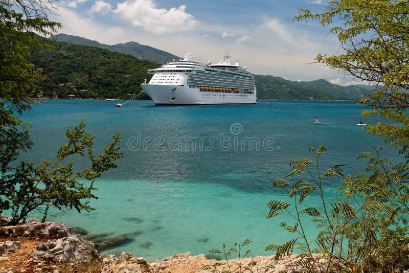 Cruising in Paradise royalty free stock photos