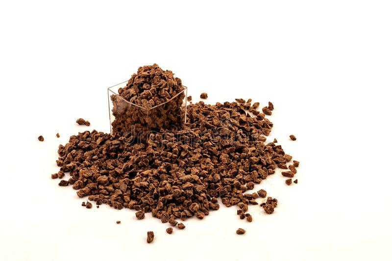 Download Crumbled Chocolate Ingredient Stock Photo - Image: 24252558
