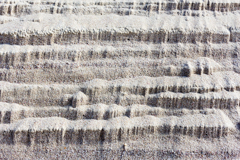 Download Crumbling On The Slope Downward Sand Stock Photo - Image: 38943694