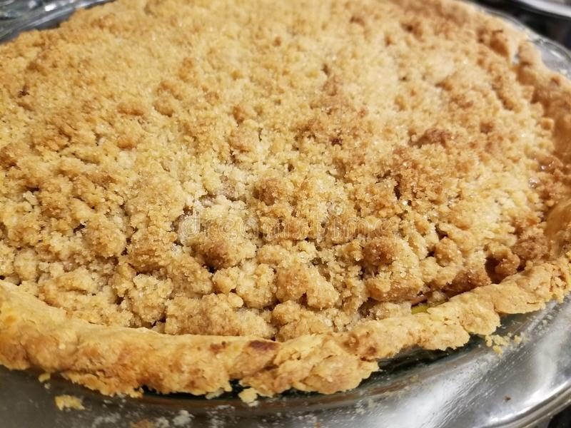 Crumbly Crusted Apple Pie Free Public Domain Cc0 Image