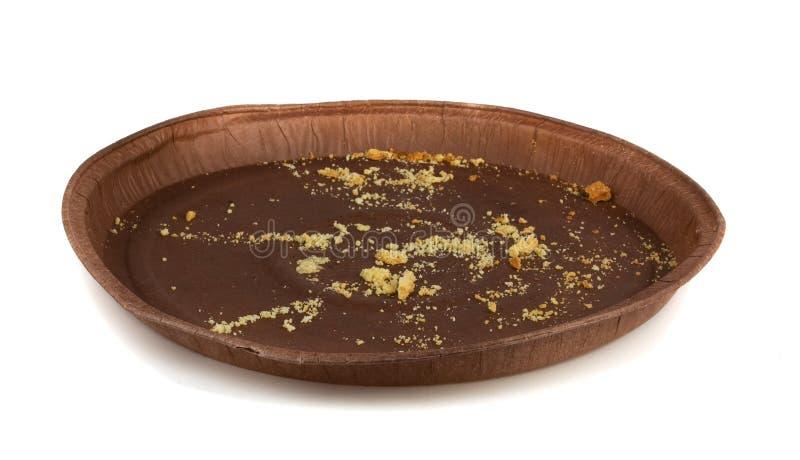 Download Crumbs stock image. Image of crumbs, eating, plate, food - 17253597