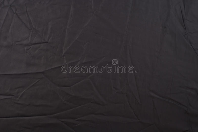 Crumpled fabric royalty free stock image