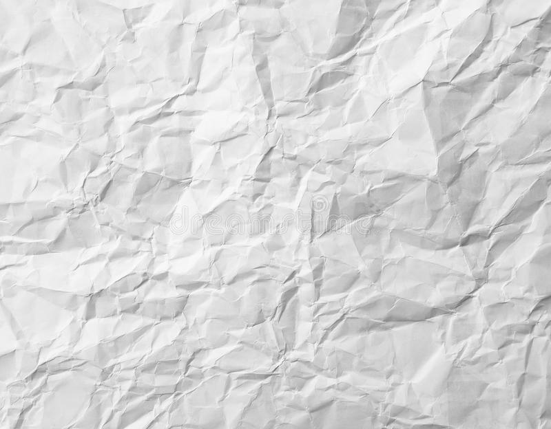 Download Crumpled Paper Texture stock photo. Image of grungy, stationery - 39515140