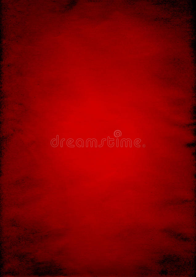 Crumpled red paper background royalty free stock photo