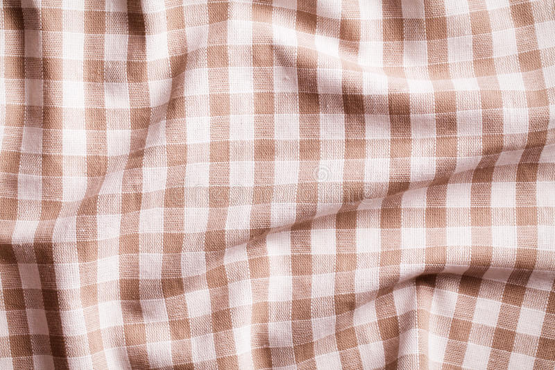 Download Crumpled tablecloth stock photo. Image of table, wave - 30730228
