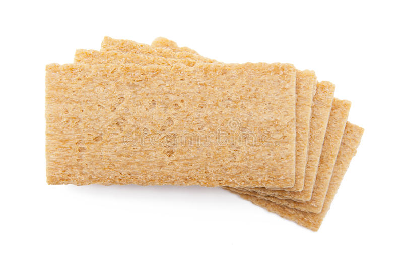 crunchy bröd arkivbilder