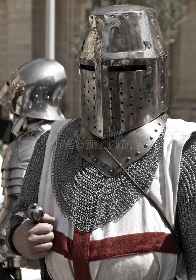 Download Crusader stock image. Image of fight, heritage, armour - 14362297