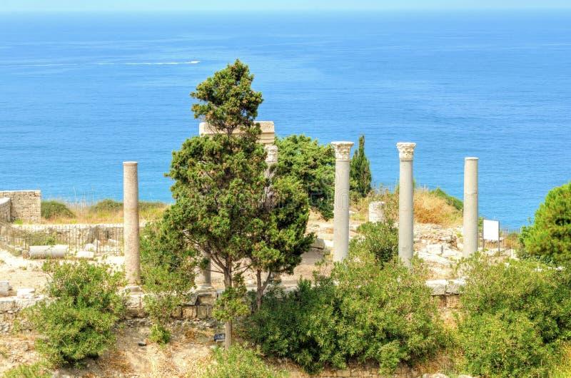 Download Crusader Castle, Byblos, Lebanon Stock Photo - Image: 33764902