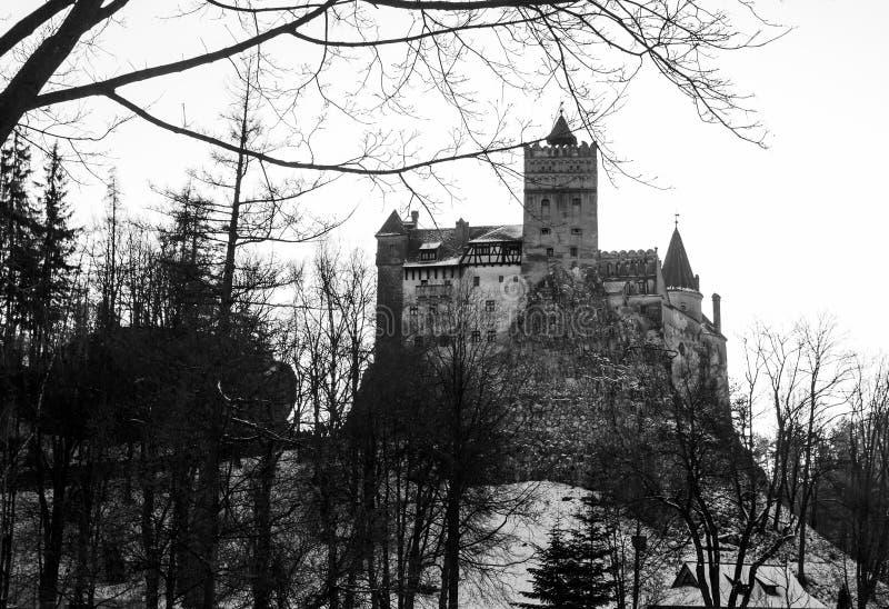 Crusca Castel fotografie stock libere da diritti