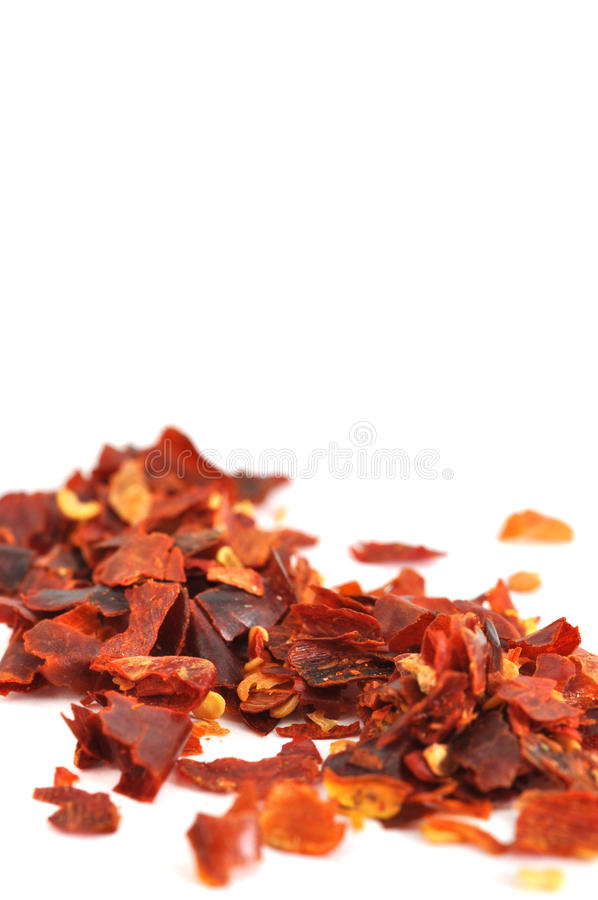 Download Crushed Chilli Pepper stock image. Image of healthy, spice - 16625867