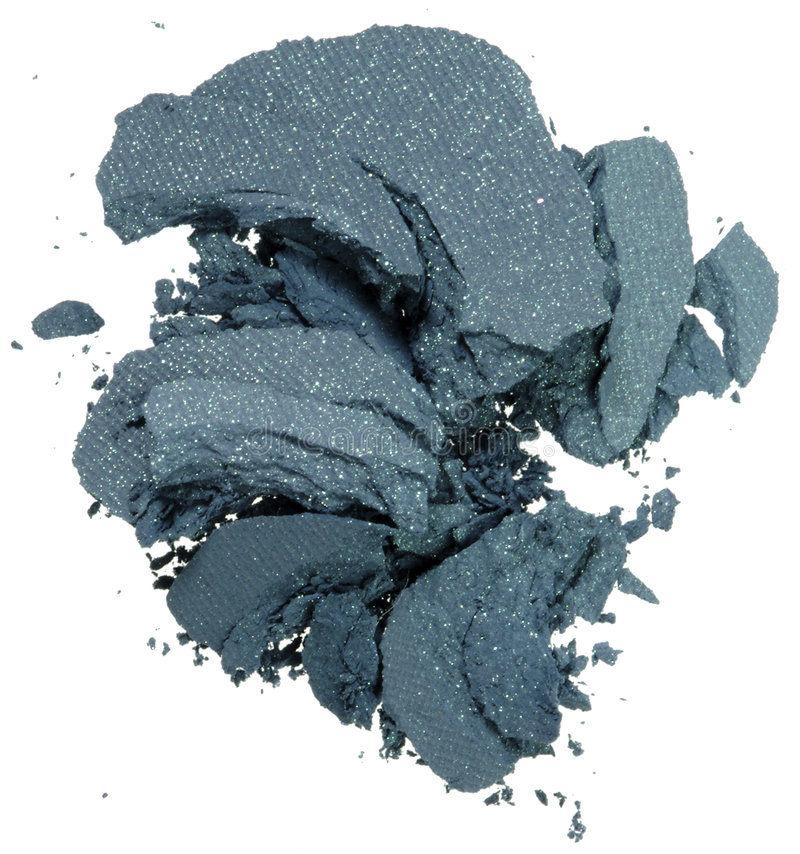 Free Crushed Eyeshadow Stock Photography - 8821592