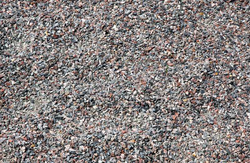Download Crushed gravel stock image. Image of close, grey, backdrop - 19579019