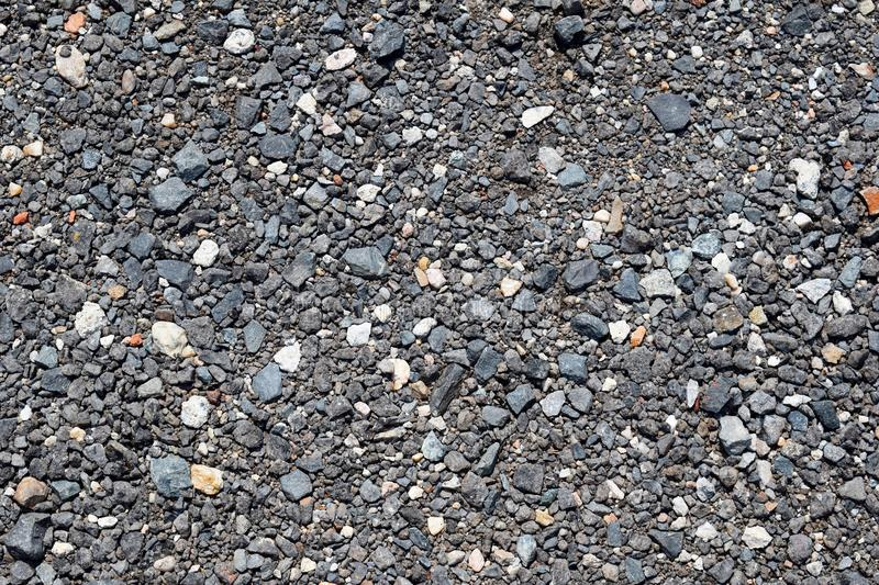 Crushed Stones Background Texture stock photos
