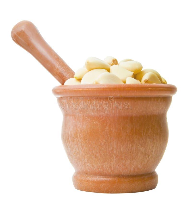 Free Crushing Garlic Stock Photos - 18181233