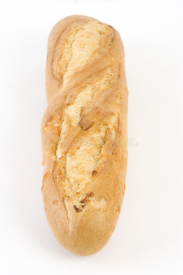 Crusty Baguette stock images