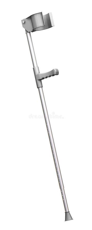 Download Crutch stock illustration. Image of crutches, medicine - 1154742