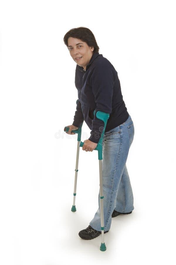Free Crutches Stock Photos - 15478013