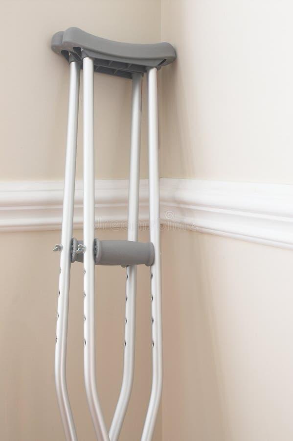 Free Crutches Royalty Free Stock Photos - 2308458