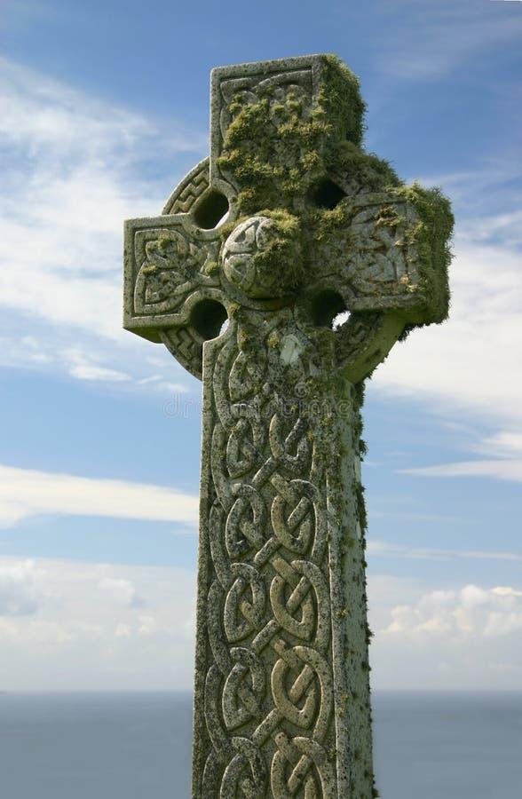 Cruz céltica imágenes de archivo libres de regalías
