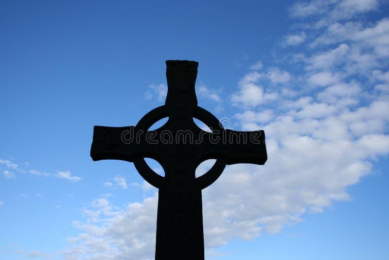 Cruz celta fotografia de stock royalty free
