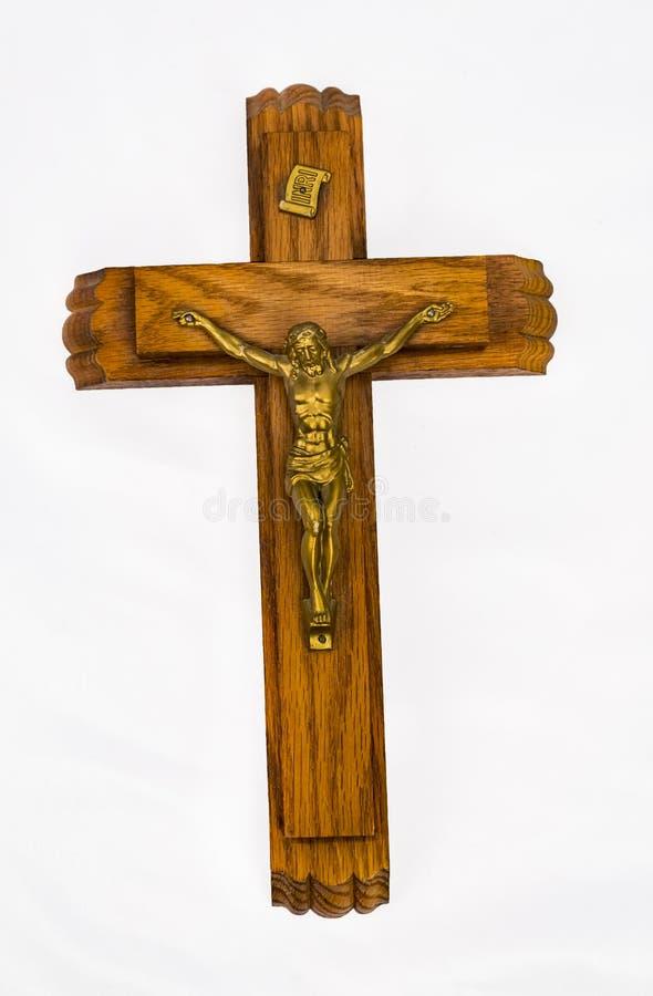 Cruz de Jesús fotografía de archivo