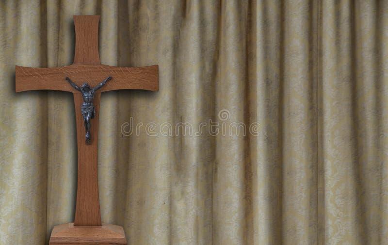 Download Cruz de madera foto de archivo. Imagen de pascua, santo - 41921642