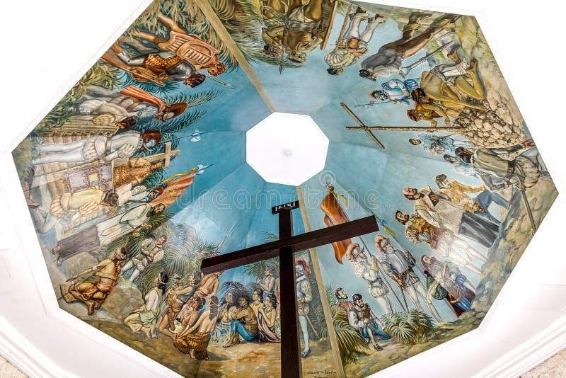 A cruz de Magellans fotografia de stock