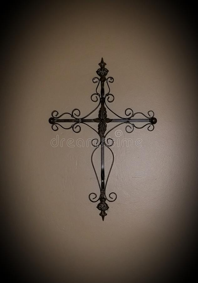 Cruz del hierro imágenes de archivo libres de regalías