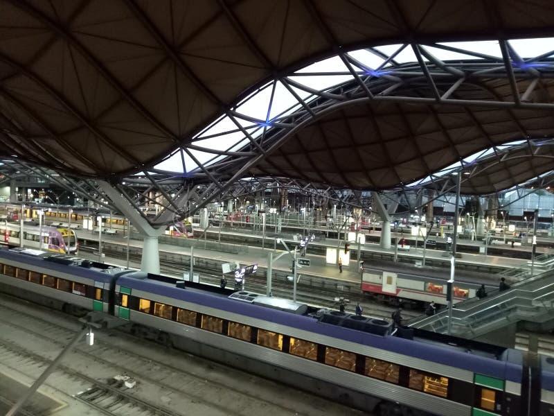 Cruz do sul de Melbourne foto de stock royalty free