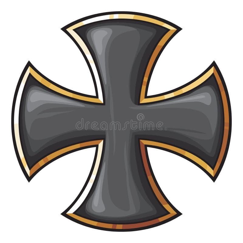 Cruz negra libre illustration