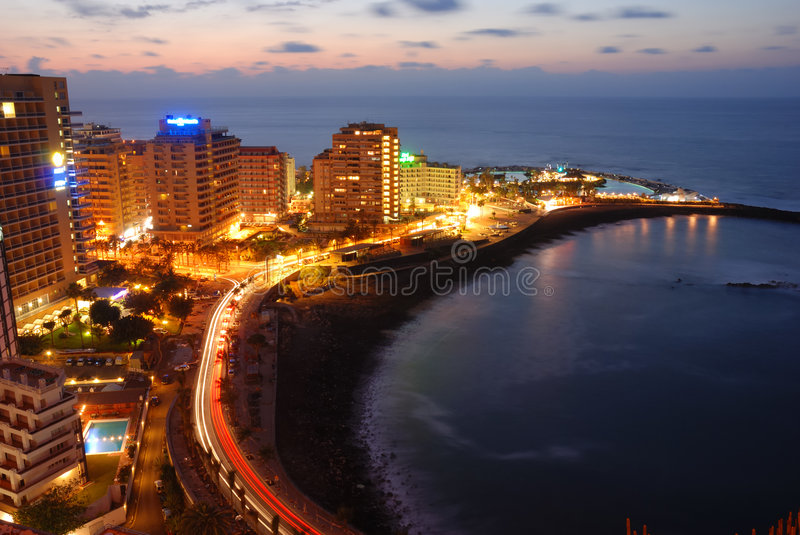 cruz puerto στοκ φωτογραφίες